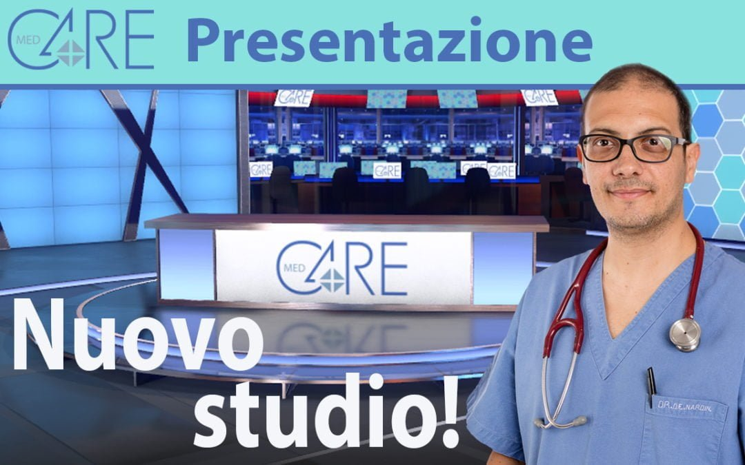 Lo studio di Med4Care!