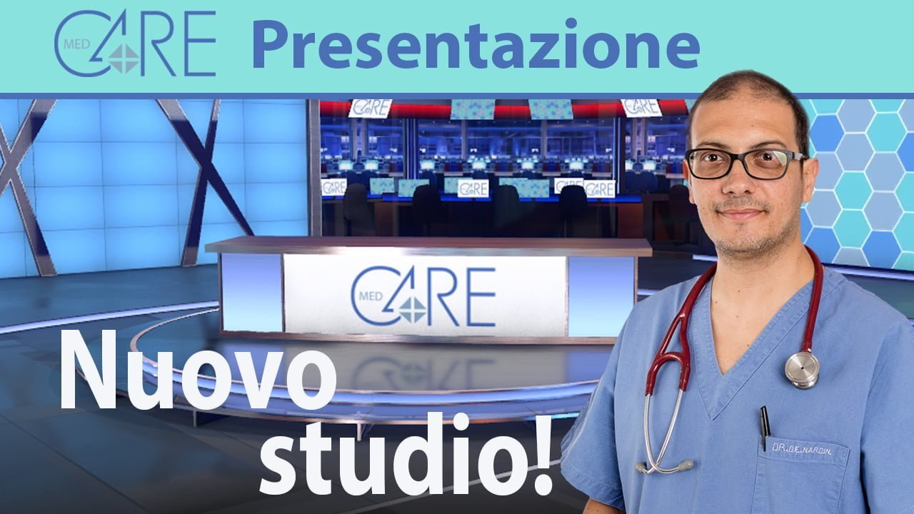 The Med4Care studio!