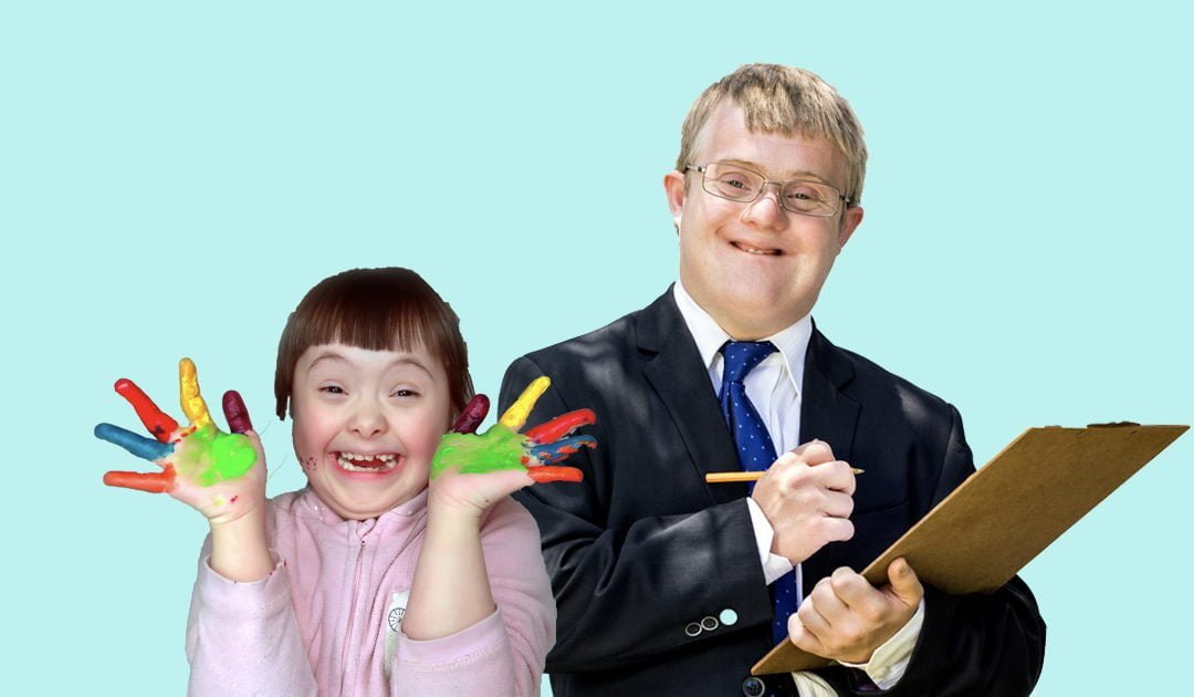 Down Syndrome: that extra something that makes the difference