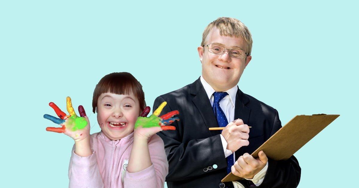 La Sindrome di Down: quel qualcosa in più che fa la differenza.