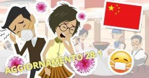 Coronavirus dalla Cina: lo stato attuale (aggiornamenti 28/01)