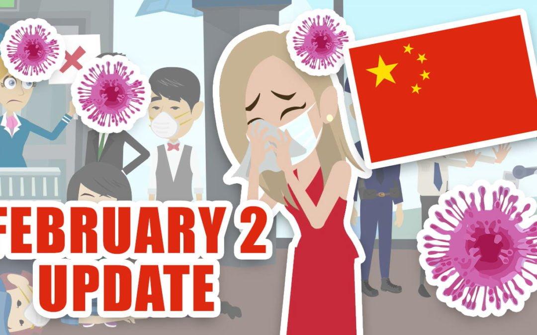 Coronavirus from China: February 2 update