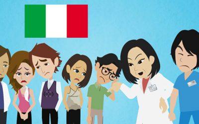 Coronavirus: le osservazioni dei medici cinesi