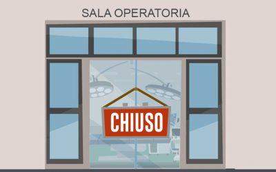 Perché dobbiamo chiudere tutte le sale operatorie d'Italia