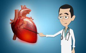 COVID-19 e pazienti con danni cardiaci. Alto rischio di mortalità.