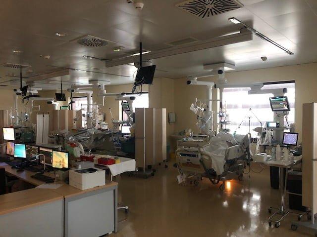 La terapia intensiva
