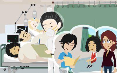 Il coronavirus nei bambini: un primo studio cinese