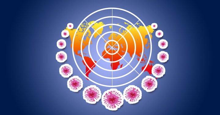 Coronavirus: it's officially pandemic