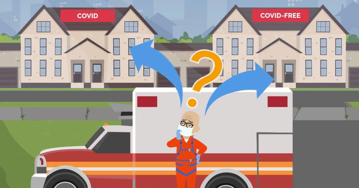 Coronavirus e ospedali: dove devono stare i pazienti fino alla diagnosi?