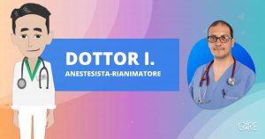 Medico, anestesista, piccolo grande eroe