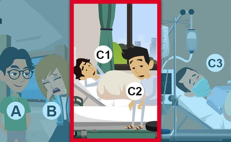 """Coronavirus: la cura dei malati """"intermedi"""""""