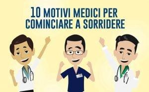 Covid-19: dieci buone notizie mediche per ricominciare a sorridere