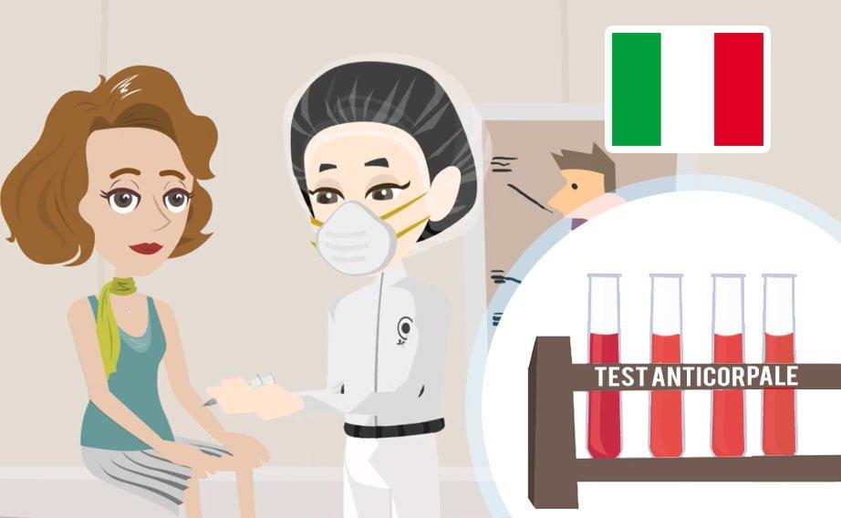 Italia: test sierologici per il Covid-19, i risultati