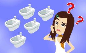 Female intimate hygiene # 2: how many bidet in a day?