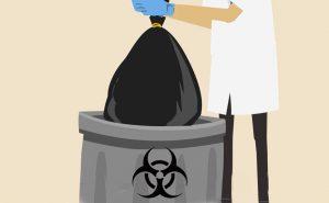 rimuovere sostanze chimiche