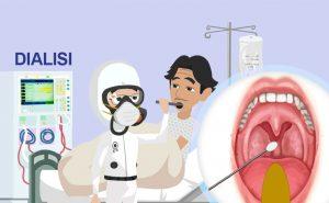 Pazienti COVID-19 con problemi renali: le difficoltà nella diagnosi