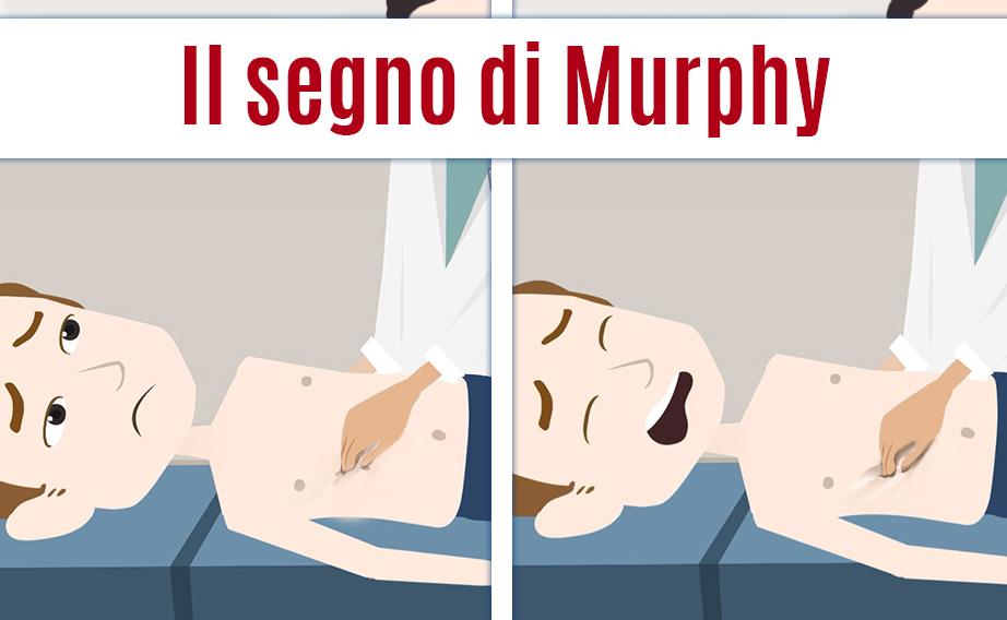 Esame obiettivo: il segno di Murphy per la colecistite acuta