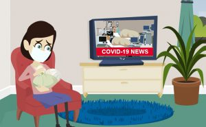 La depressione post-partum e il lockdown da Covid-19