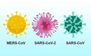 Confronto tra Coronavirus: SARS-CoV-2, SARS e MERS