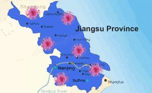 Uno studio retrospettivo: il Coronavirus nella provincia di Jiangsu