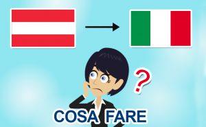 Rientro dall'Austria in Italia per il Covid-19: che fare?