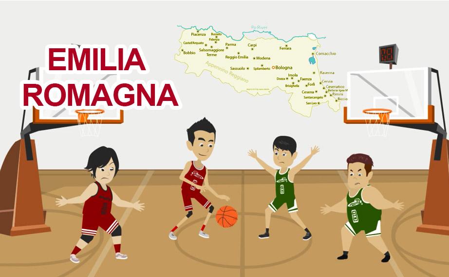 Giocare a basket in Emilia Romagna: norme e regole durante il Coronavirus