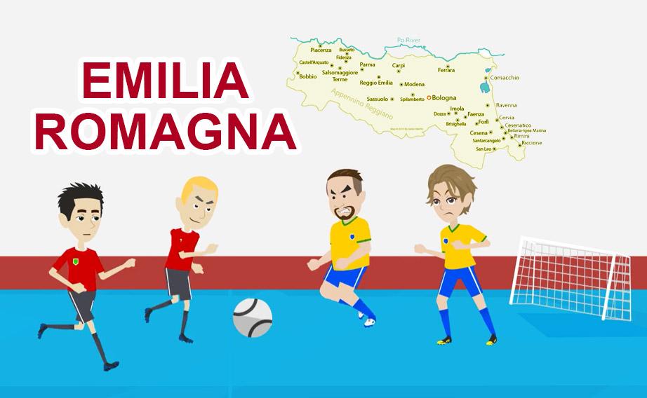 Giocare a calcetto in Emilia Romagna: norme e regole durante il Coronavirus