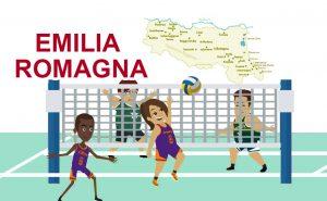 Giocare a pallavolo in Emilia Romagna: norme e regole durante il Coronavirus