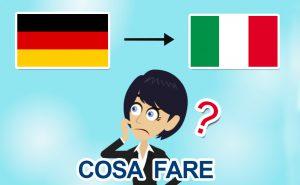 Rientro dalla Germania in Italia per il Covid-19: che fare?