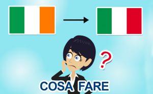 Rientro dall'Irlanda in Italia per il Covid-19: che fare?