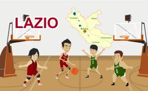 Giocare a basket nel Lazio: norme e regole durante il Coronavirus