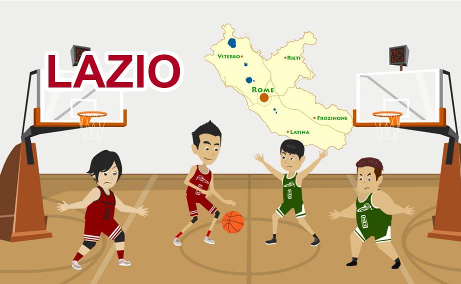 You are currently viewing Giocare a basket nel Lazio: norme e regole durante il Coronavirus