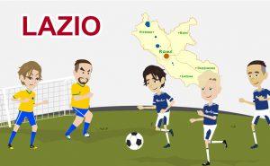 Giocare a calcio nel Lazio: norme e regole durante il Coronavirus