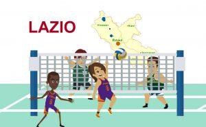 Giocare a pallavolo nel Lazio: norme e regole durante il Coronavirus