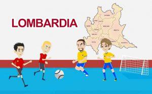 Giocare a calcetto in Lombardia: norme e regole durante il Coronavirus