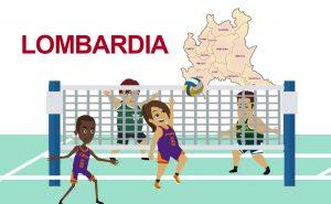 Giocare a pallavolo in Lombardia: norme e regole durante il Coronavirus