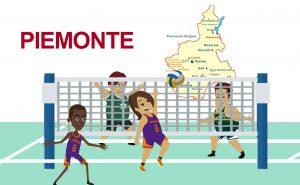 Giocare a pallavolo in Piemonte: norme e regole durante il Coronavirus