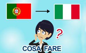Rientro dal Portogallo in Italia per il Covid-19: che fare?