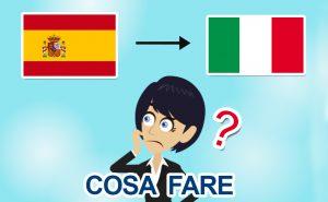 Rientro dalla Spagna in Italia per il Covid-19: cosa fare