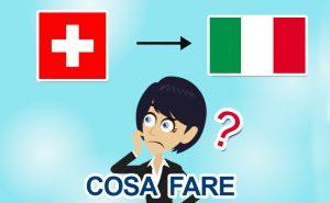 Rientro dalla Svizzera in Italia per il Covid-19: che fare?