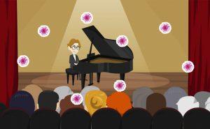 Concerti ai tempi del COVID-19: le attuali linee guida