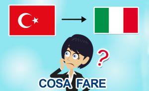 Rientro dalla Turchia in Italia per il Coronavirus: cosa fare?