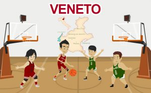 Giocare a basket in Veneto: norme e regole durante il Coronavirus