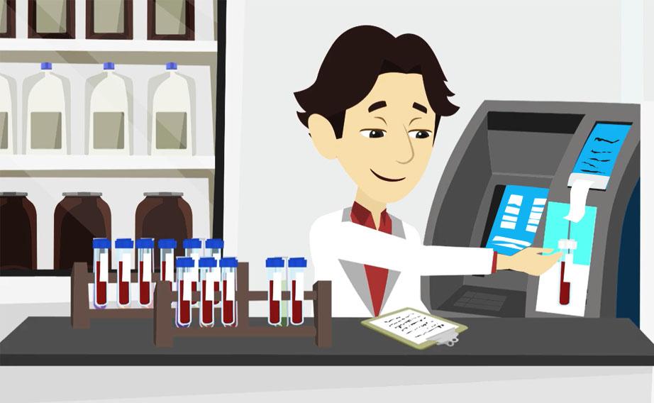 Esami o analisi di laboratorio