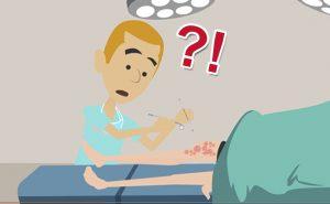 Psoriasi e intervento chirurgico? Si può fare?