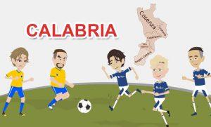 Giocare a calcio in Calabria: norme e regole durante l'emergenza Covid-19