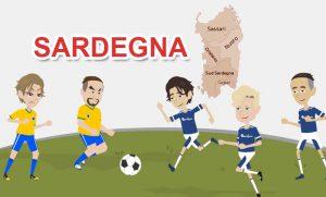 Giocare a calcio in Sardegna: norme e regole durante l'epidemia di Covid-19