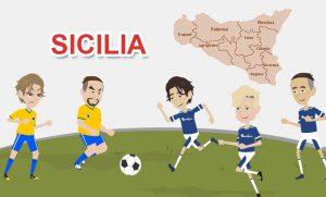 Giocare a calcetto in Sicilia: norme e regole durante l'epidemia di Covid-19