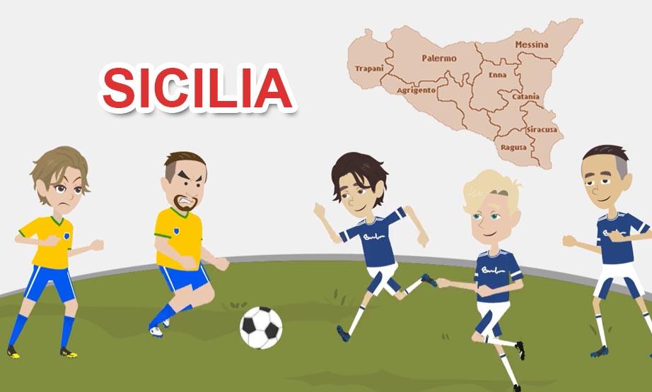 You are currently viewing Giocare a calcetto in Sicilia: norme e regole durante l'epidemia di Covid-19