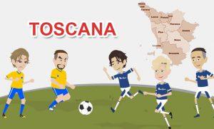 Giocare a calcetto in Toscana: norme e regole durante l'epidemia di Covid-19